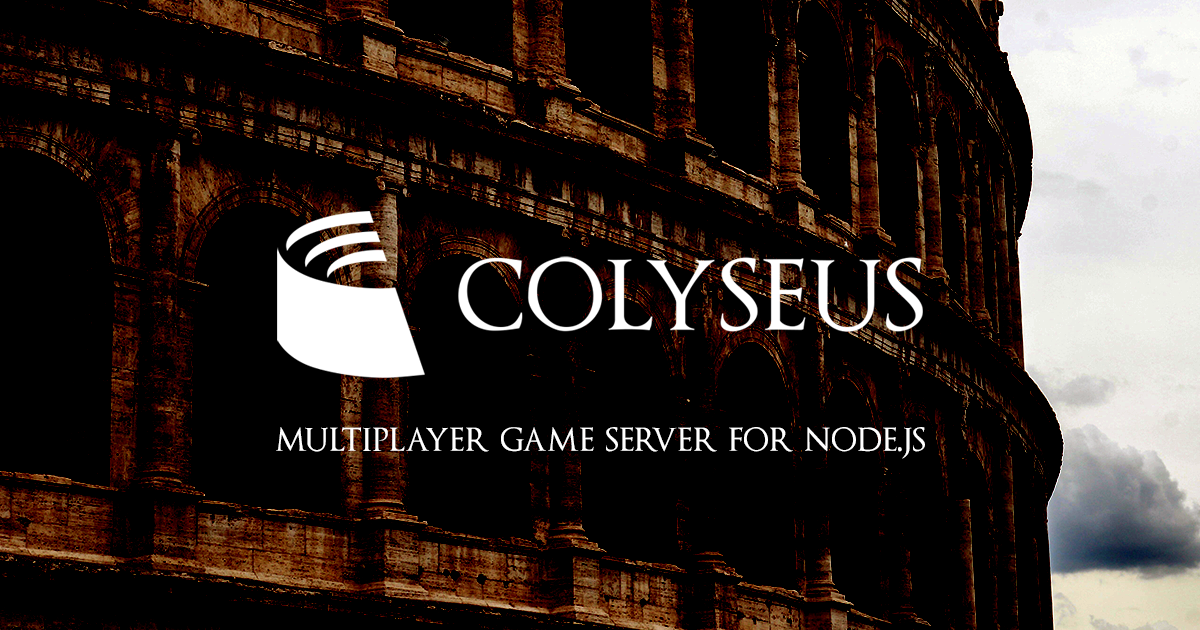 Questions & Help | Colyseus Discussion Group